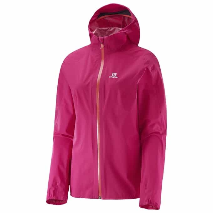 ca15282cf559 Women s Salomon BONATTI WP Waterproof Running Jacket