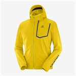Mens Salomon BONATTI PRO WP Waterproof Running Jacket