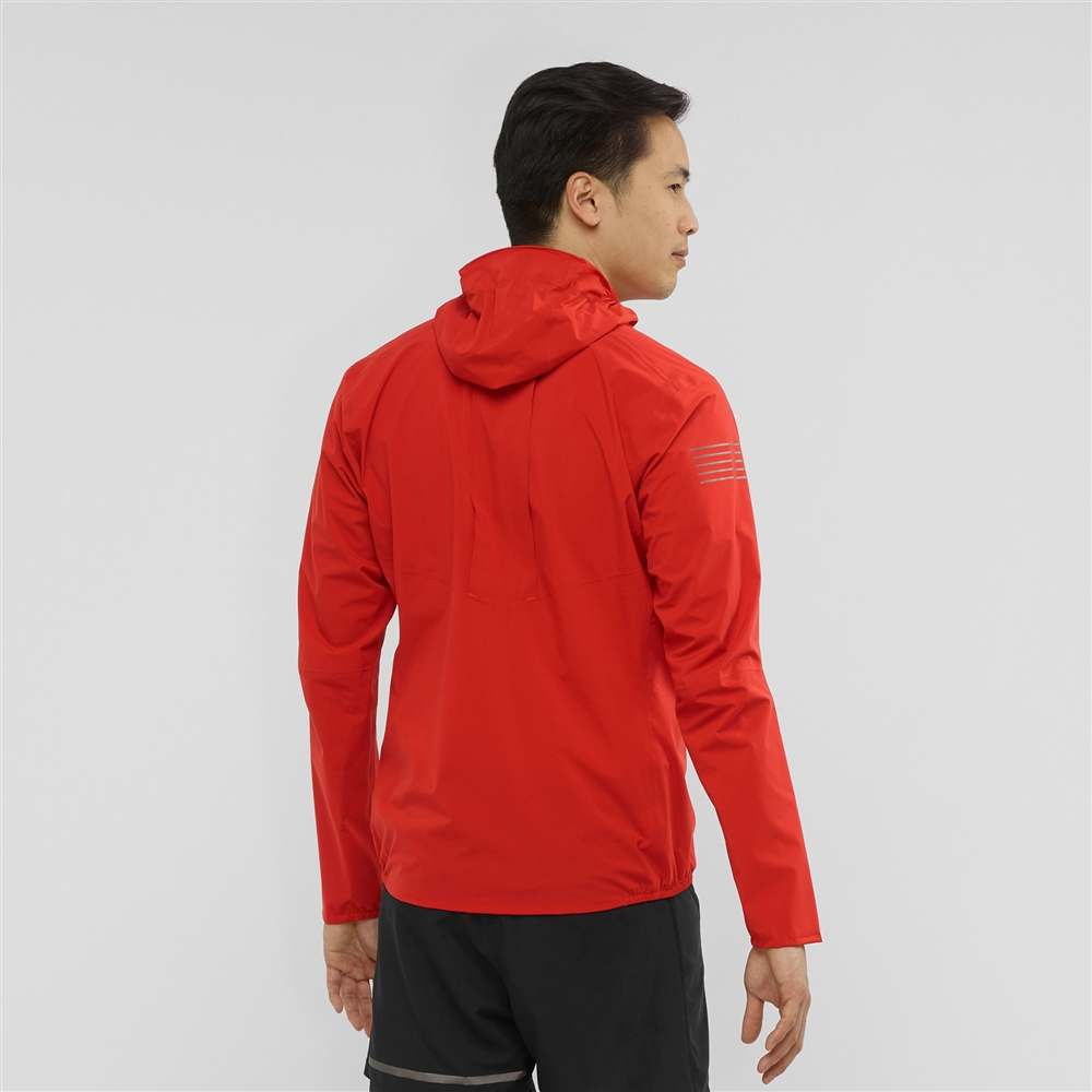 a1ee590448 Men's Salomon BONATTI PRO WP Waterproof Running Jacket ...