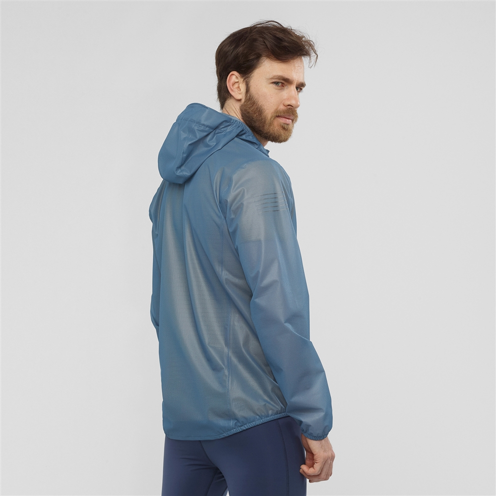 Bestpreis billiger Luxus-Ästhetik Men's Salomon BONATTI RACE WP Waterproof Jacket