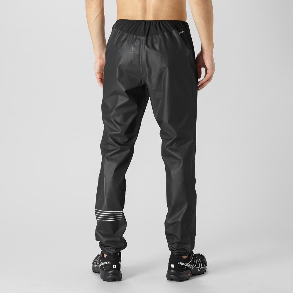 große Auswahl an Farben und Designs viele möglichkeiten 2018 Schuhe Men's Salomon BONATTI RACE PANT WP Waterproof Trousers