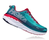 Mens Hoka BONDI 5 Road Running Shoes - Tile Blue / Peacoat
