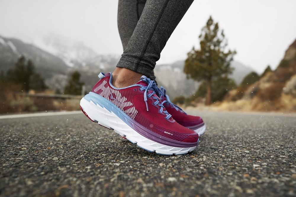 Women's Hoka BONDI 5 Road Running Shoes