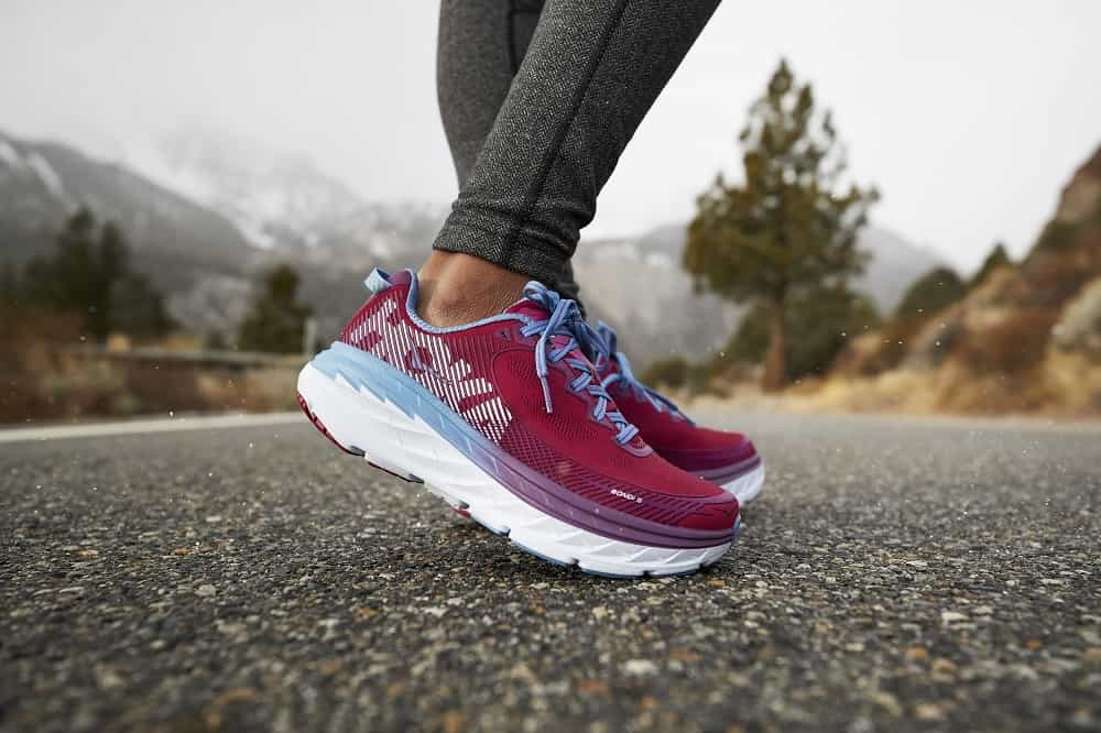 new concept ca10d 36926 Women's Hoka BONDI 5 WIDE Shoes - Medieval Blue / Blue Radiance