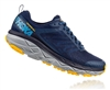 Mens Hoka CHALLENGER ATR 5 Trail Running Shoes - Moonlight Ocean / Old Gold