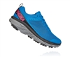 Womens Hoka CHALLENGER ATR 5 Trail Running Shoes - Imperial Blue / Pink Peacock