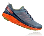 Mens Hoka CHALLENGER ATR 5 WIDE Trail Running Shoes - Stormy Weather / Moonlit Ocean