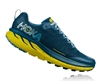 Mens Hoka CHALLENGER ATR 4 Trail Running Shoes - Midnight / Niagara