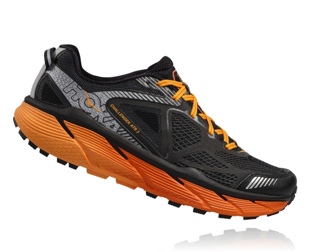 New Hoka One One Men's Challenger ATR 4 Running Shoes