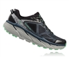 Womens Hoka CHALLENGER ATR 3 Trail Running Shoes - Midnight Navy / Spring Bud