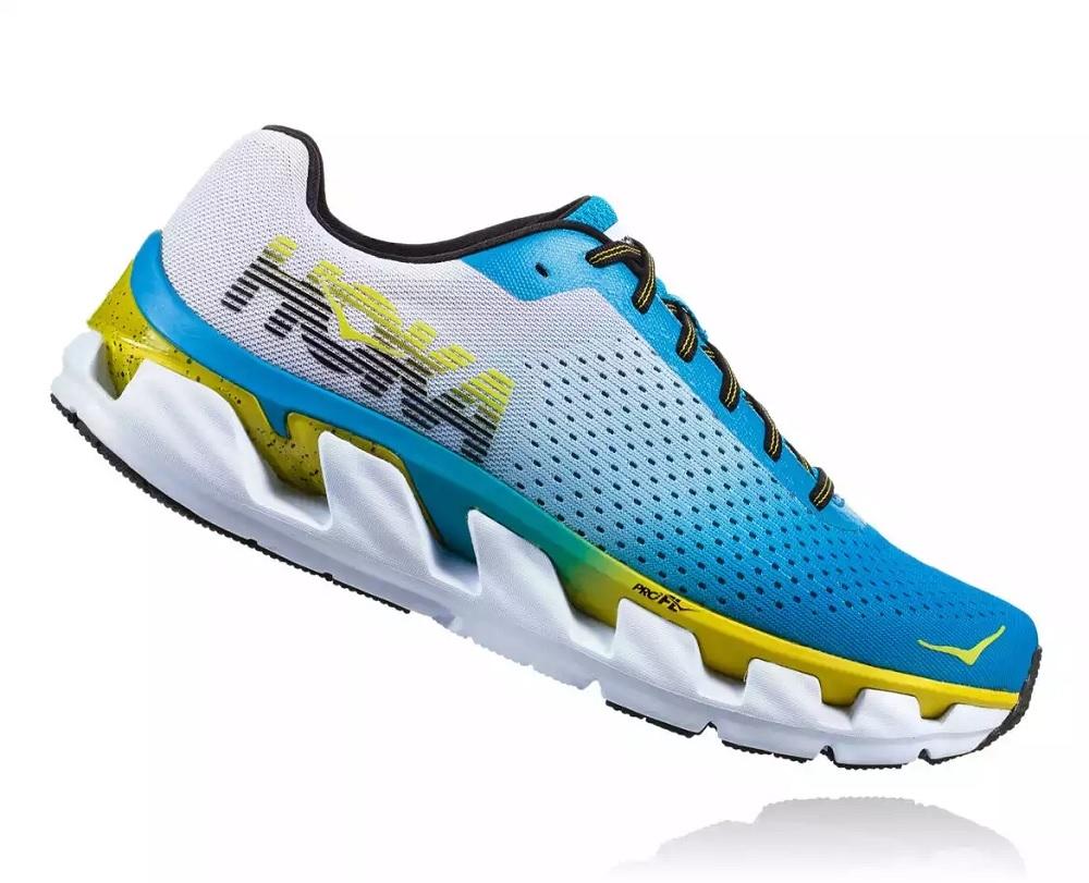Shoes Diva Blue Running Hoka Elevonfly CollectionRoad Men's GqpVUSzM