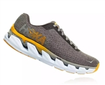 Mens Hoka ELEVON Fly Collection Road Running Shoes - Nine Iron / Alloy