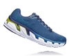 Mens Hoka One One ELEVON Running Shoes - Storm Blue / Patriot Blue
