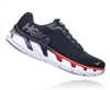 Womens Hoka One One ELEVON Running Shoes - Black Iris / Lavendula