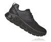 Mens Hoka GAVIOTA 2 Road Running Shoes - Black / Dark Shadow