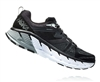 Mens Hoka GAVIOTA 2 Road Running Shoes - Black / Wrought Iron