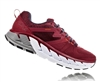 Mens Hoka GAVIOTA 2 Road Running Shoes - Rio Red / Dark Slate