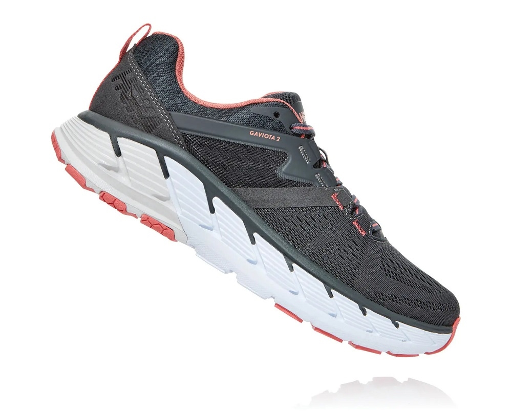 34f96993e29 Women s Hoka GAVIOTA 2 Running Shoes - Phantom   Scuba Blue ...