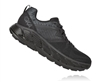 Mens Hoka GAVIOTA 2 WIDE Road Running Shoes - Black / Dark Shadow