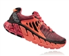 Womens Hoka GAVIOTA Road Running Shoes - Paradise Pink / Neon Coral