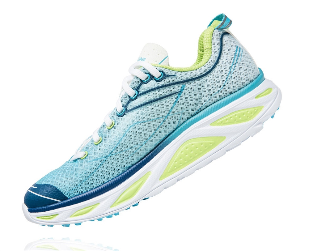 Hoka Shoes: HUAKA 2 - Blue ...