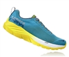 Mens Hoka MACH Fly Collection Road Running Shoes - Niagara / Sulpher Spring