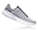 Mens Hoka One One MACH 2 road running shoes - Drizzle / Storm Blue
