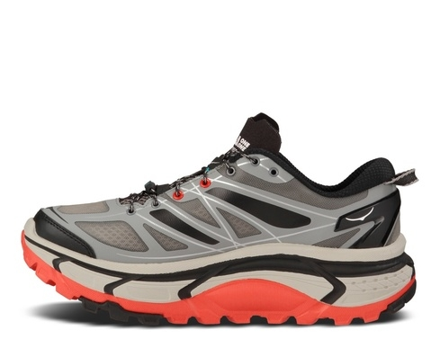 pretty nice 66170 0b943 Men's Hoka MAFATE SPEED Shoes - Grey / Black / Red