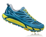 Mens Hoka MAFATE SPEED 2 Trail Running Shoes - Midnight / Niagara
