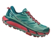 Womens Hoka MAFATE SPEED 2 Trail Running Shoes - Canton / Green-Blue Slate