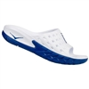 Mens Hoka ORA RECOVERY SLIDE Trail Running Recovery Sandals - True Blue / White
