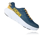 Mens Hoka One One RINCON Running Shoes - Majolica Blue / Lead