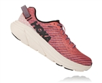 Womens Hoka One One RINCON Running Shoes - Lantana / Heather Rose