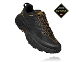 Mens Hoka SPEEDGOAT 4 GTX (GORE-TEX) Waterproof Trail Running Shoes - Anthracite / Dark Gull Grey