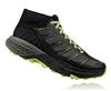 Mens Hoka SPEEDGOAT MD WP Waterproof Trail Running Shoes - Black / Steel Gray