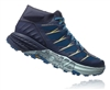 Womens Hoka SPEEDGOAT MD WP Waterproof Trail Running Shoes - Seaport / Medieval Blue