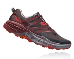 Mens Hoka SPEEDGOAT 3 Trail Running Shoes - Pavement / Port