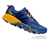 Mens Hoka SPEEDGOAT 3 Trail Running Shoes - Galaxy Blue / Old Gold