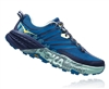 Womens Hoka SPEEDGOAT 3 Trail Running Shoes - Seaport / Medieval Blue