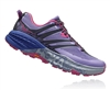 Womens Hoka SPEEDGOAT 3 Trail Running Shoes - Paisley Purple / Ebony