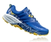 Womens Hoka SPEEDGOAT 3 Trail Running Shoes - Palace Blue / Bamboo