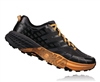 Mens Hoka SPEEDGOAT 2 Trail Running Shoes - Black / Kumquat