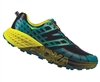 Mens Hoka SPEEDGOAT 2 Trail Running Shoes - Caribbean Sea / Blue Depths