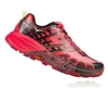 Womens Hoka SPEEDGOAT 2 Trail Running Shoes - Dubarry / Chili Pepper