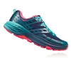 Womens Hoka SPEEDGOAT 2 Trail Running Shoes - Peacoat / Ceramic