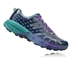 Womens Hoka SPEEDGOAT 2 Trail Running Shoes - Tradewinds / Vintage Indigo