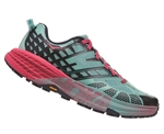 Womens Hoka SPEEDGOAT 2 Trail Running Shoes - Canton / Dress Blues