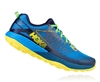 Mens Hoka SPEED INSTINCT 2 Trail Running Shoes - Peacoat / Blue Aster