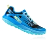 Womens Hoka SPEED INSTINCT 2 Trail Running Shoes - Blue Aster / Black