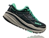 Womens Hoka STINSON 3 ATR Trail Running Shoes - Midnight Navy / Spring Bud
